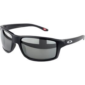 Oakley Gibston Sunglasses matte black/prizm black
